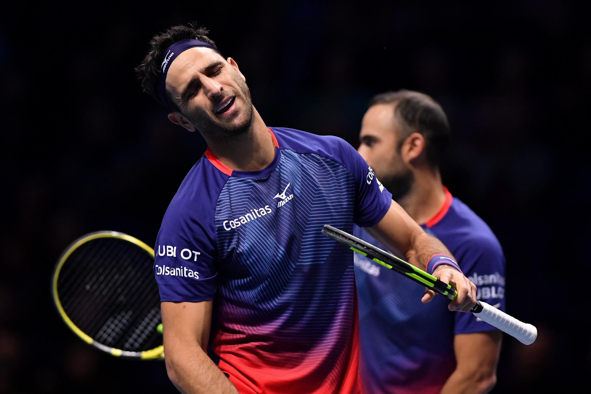 ITF confirm suspension of Wimbledon doubles champion Farah