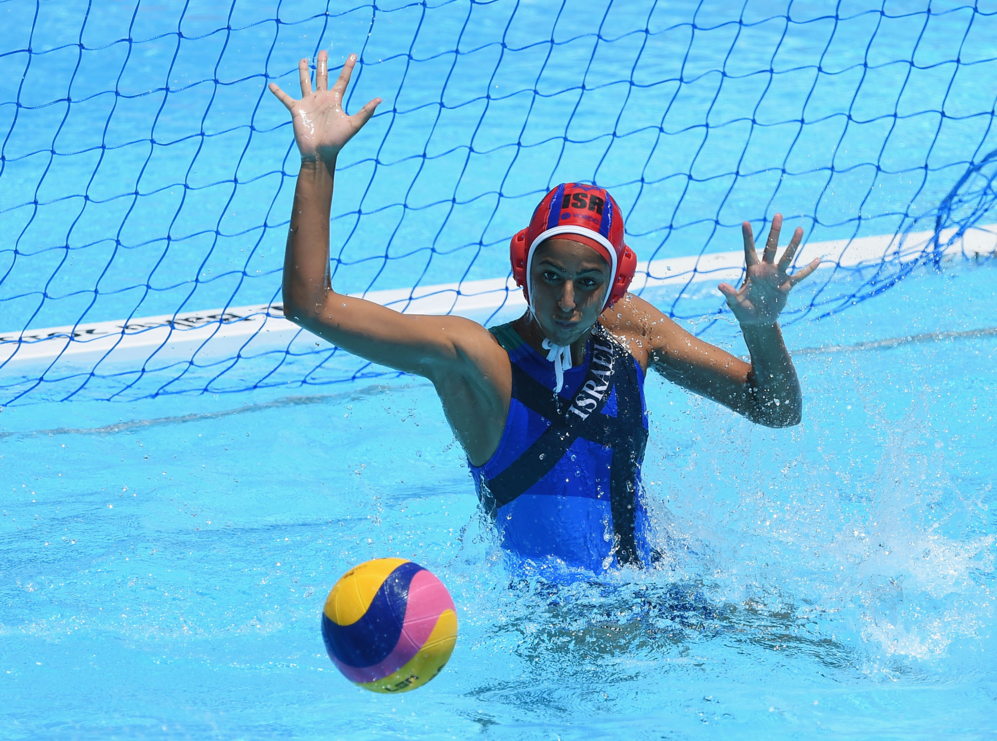 Greece recorded a ninth place finish at the Women's European Water Polo Championships ©Getty Images