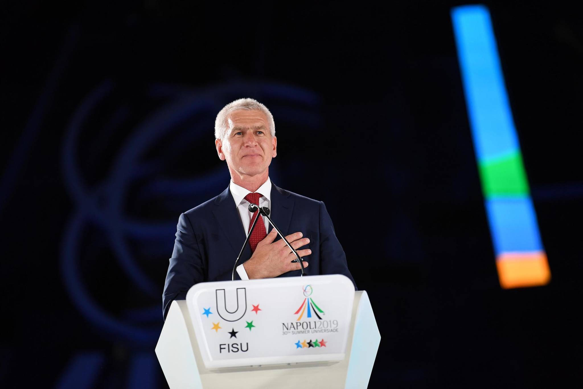 International University Sports Federation President Oleg Matytsin has been appointed Russian Sports Minister ©FISU