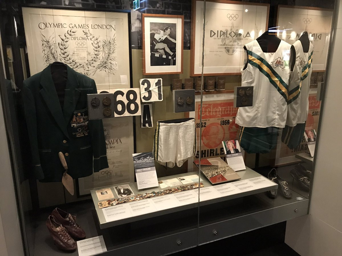 More than 140,000 visit the National Sports Museum each year ©Twitter