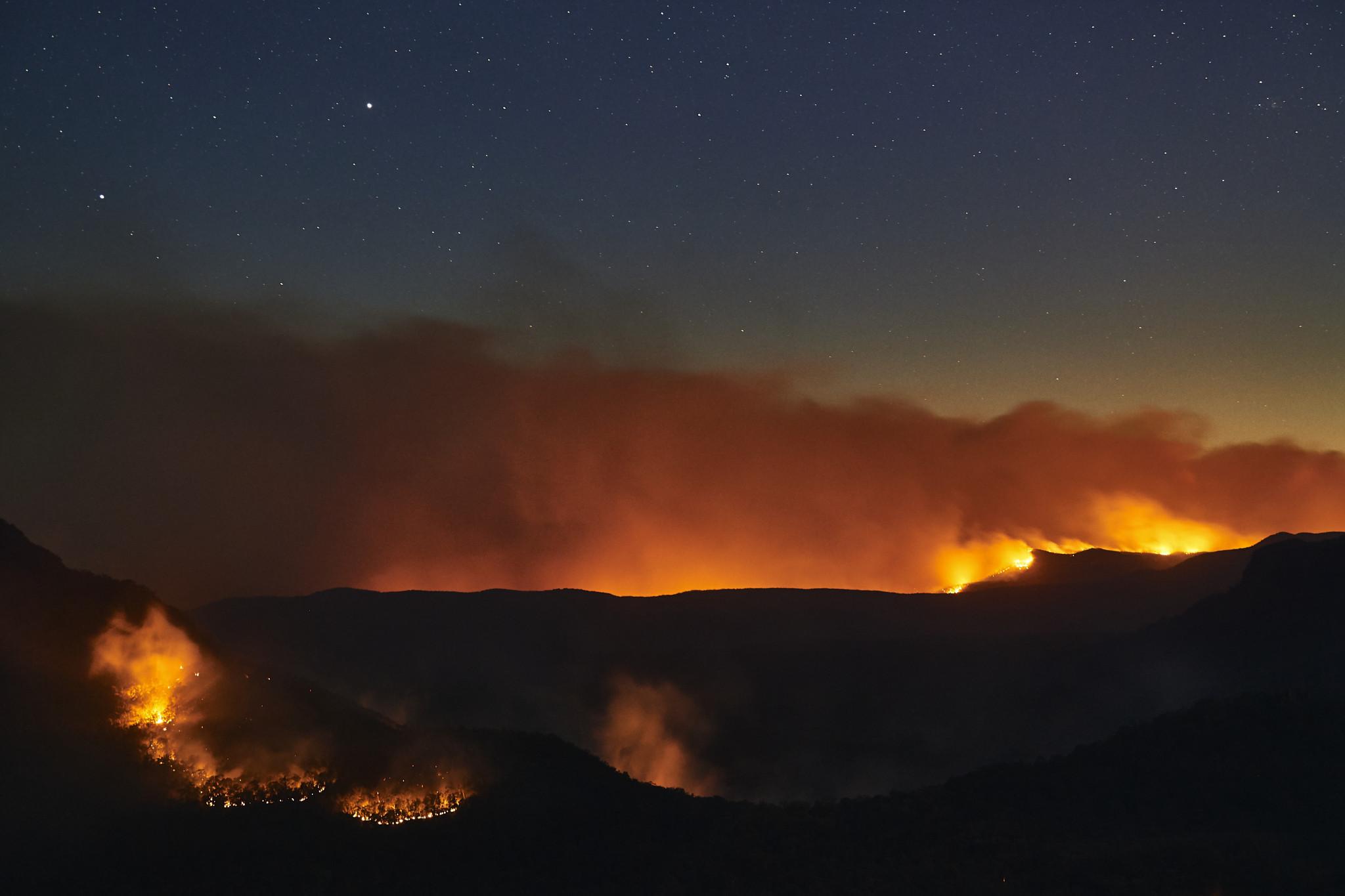 ITF President Haggerty praises bushfire fundraising surrounding Australian Open