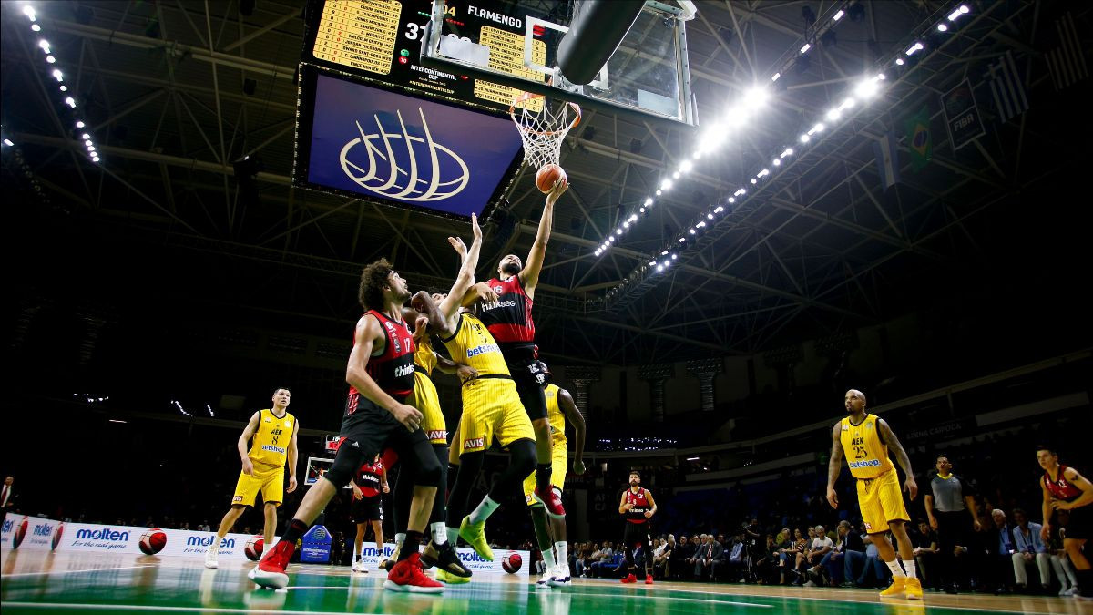 It is hoped the agreement will reshape the landscape of club competitions in Europe and beyond ©FIBA