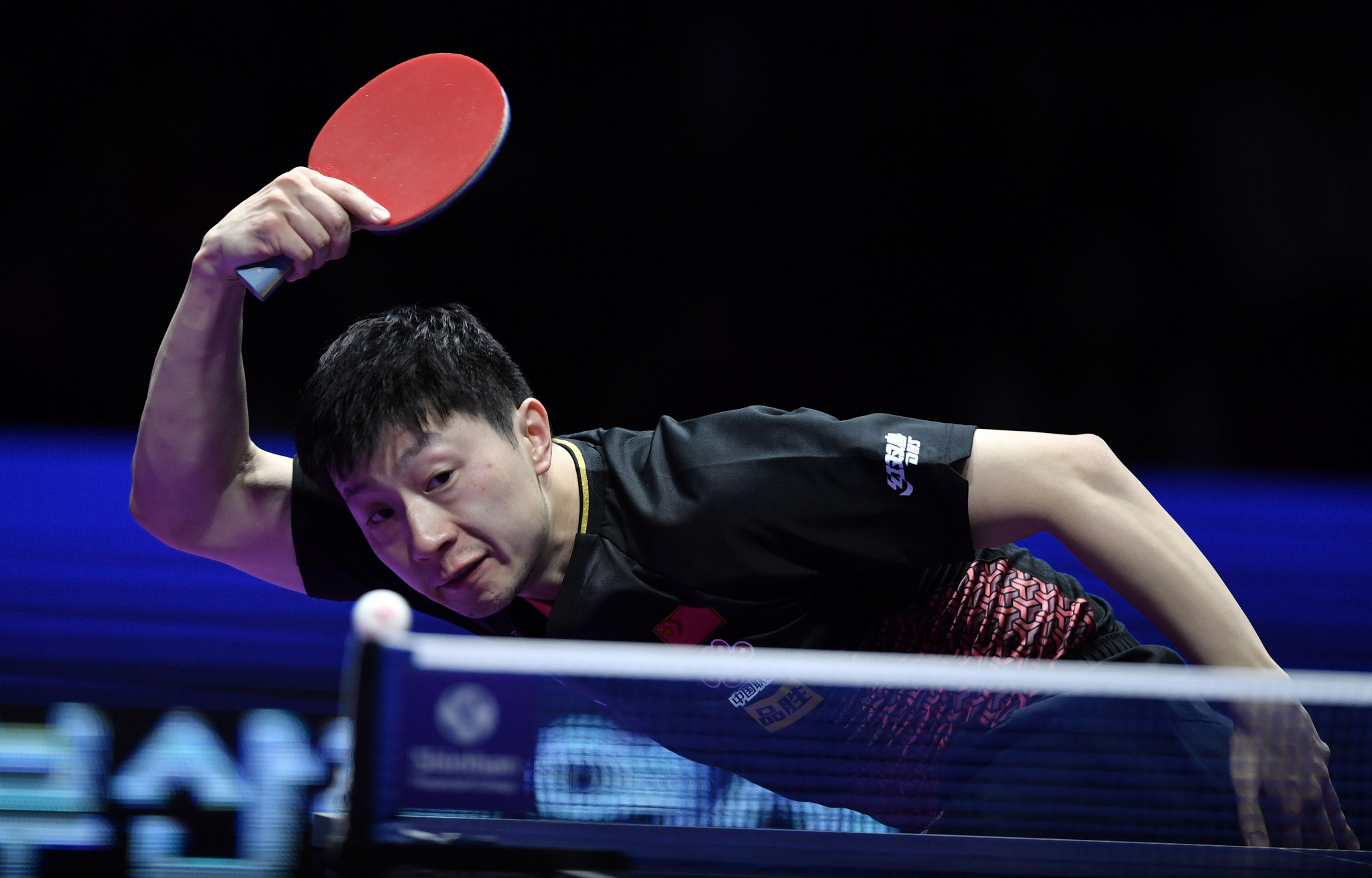 The International Table Tennis Federation gained more than one million new fans last year, they have claimed ©Getty Images