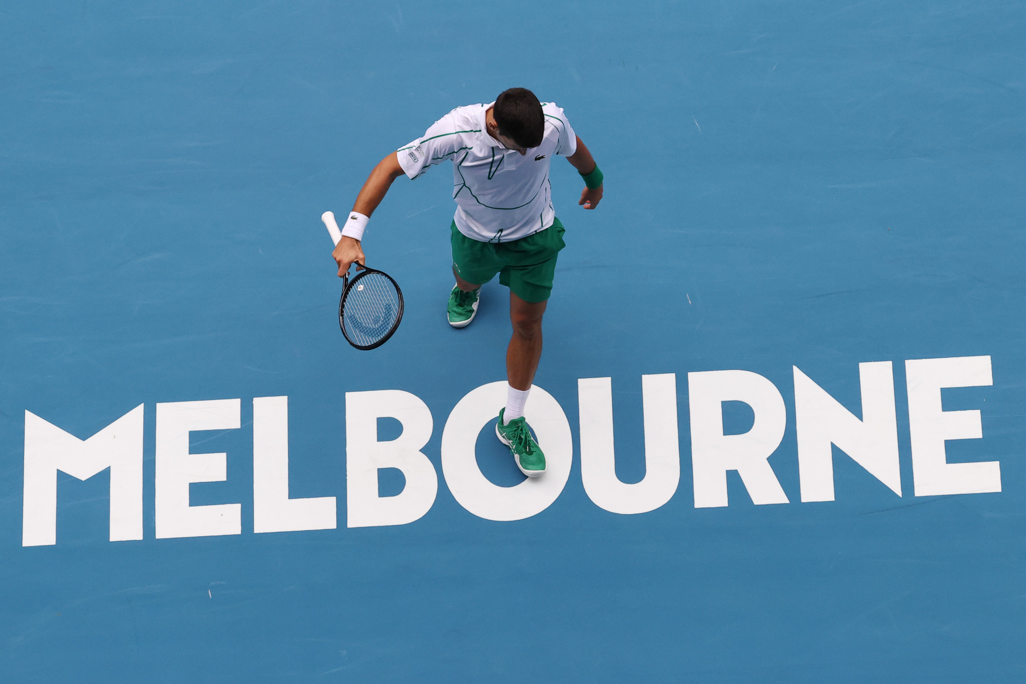 Big names have trouble-free days at Australian Open