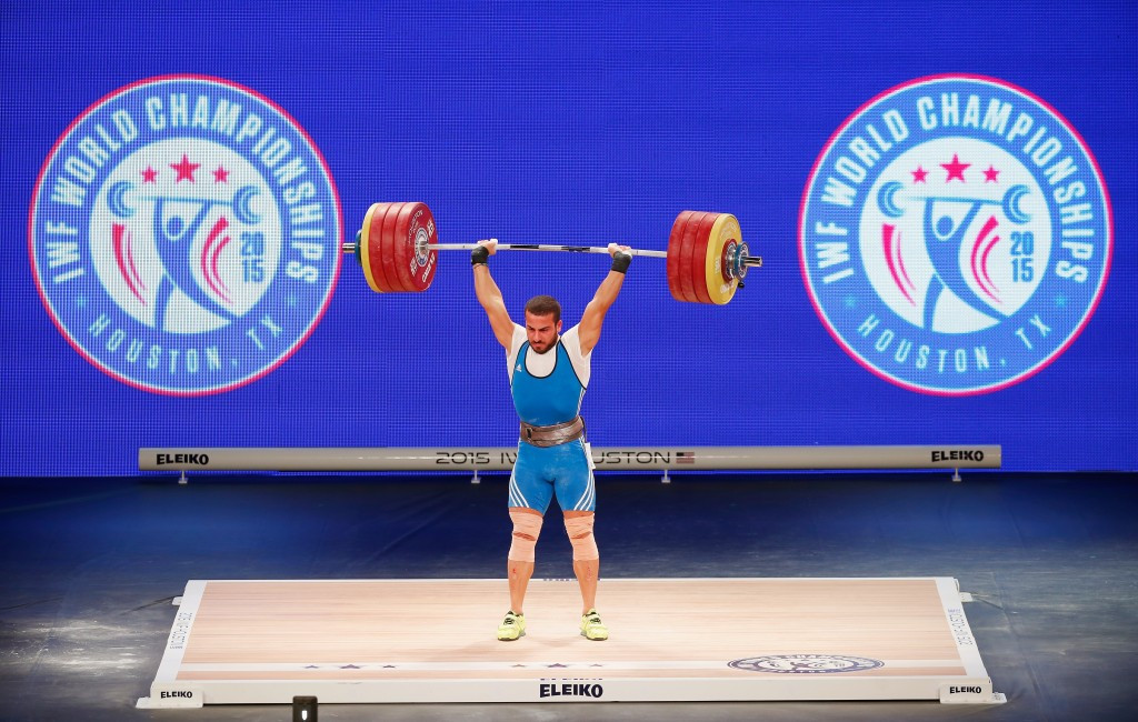 Iran Weightlifting Federation part company with head coach following poor showing at World Championships