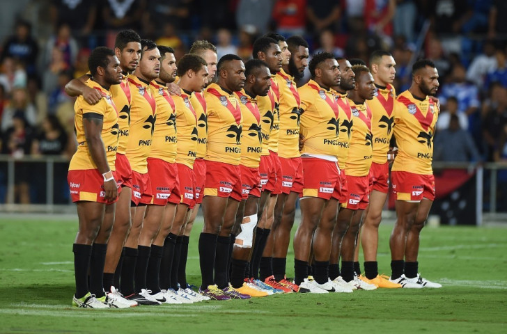 Papua New Guinea are set to play three World Cup matches in front of their own fans in 2017