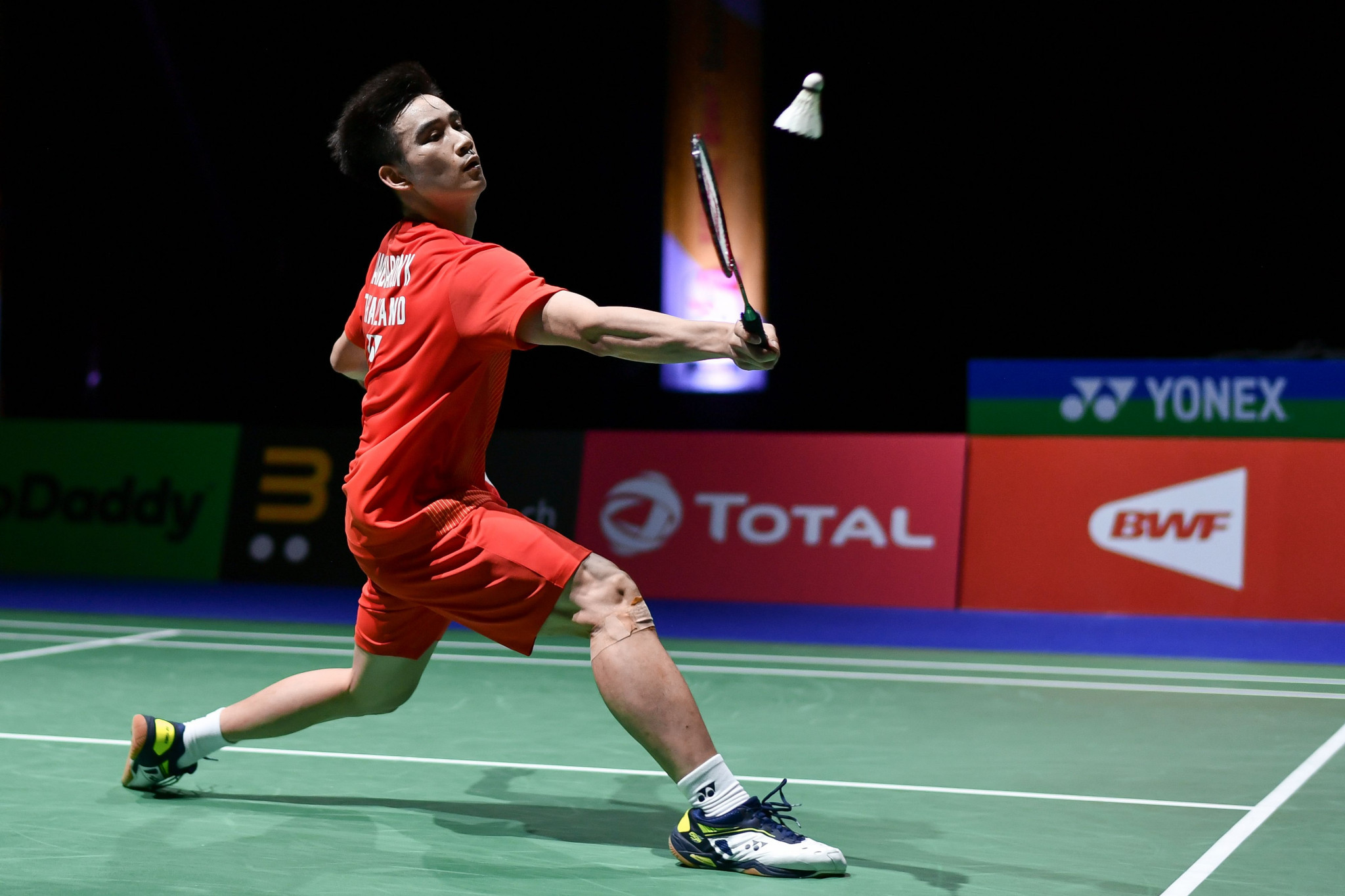 Men's seeds tumble at BWF Thailand Masters