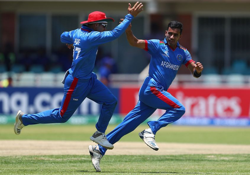 Afghanistan and Pakistan qualify for Super League at ICC Under-19 World Cup, as New Zealand win thriller