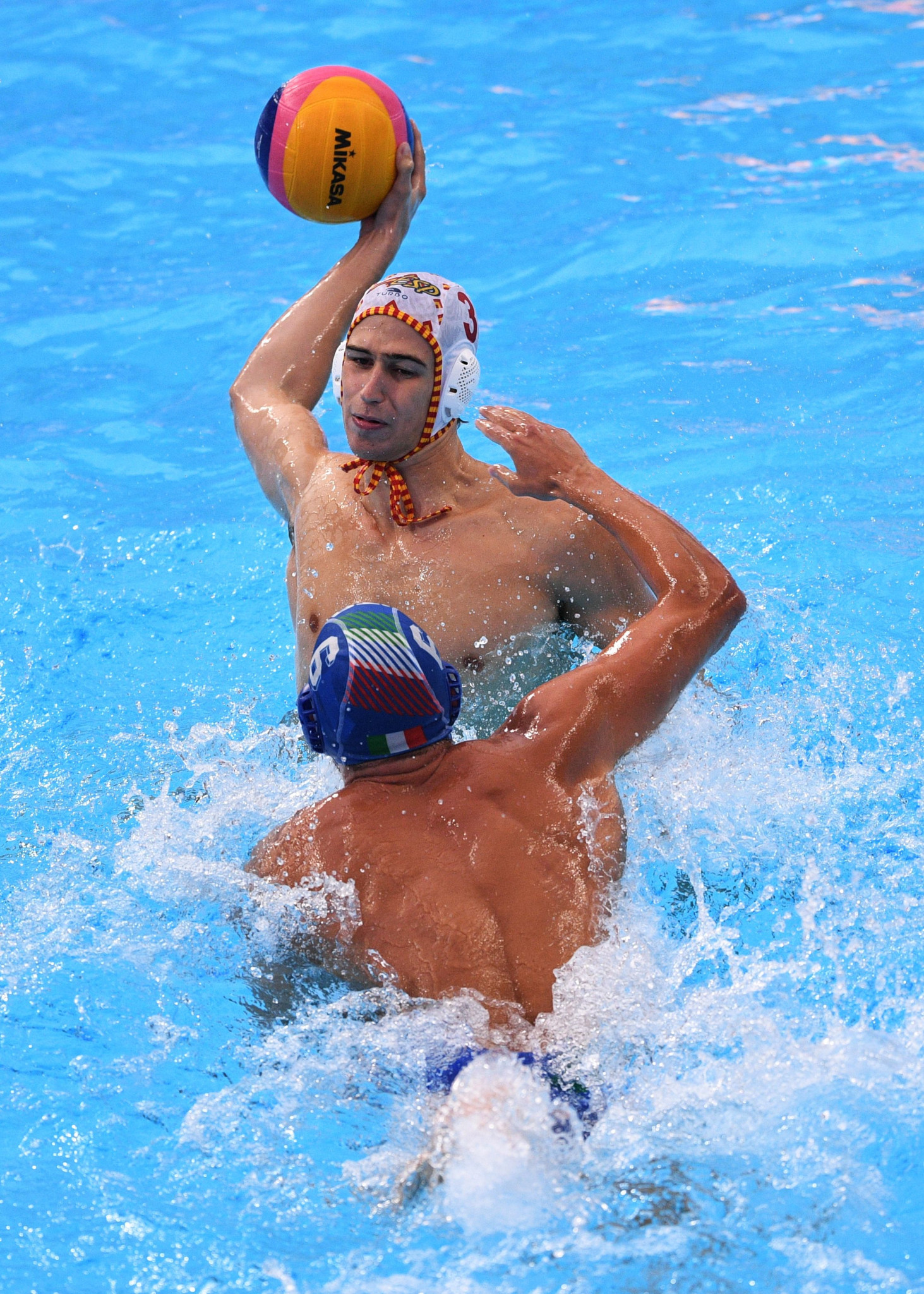 Spain oust holders Serbia from Men's European Water Polo Championship