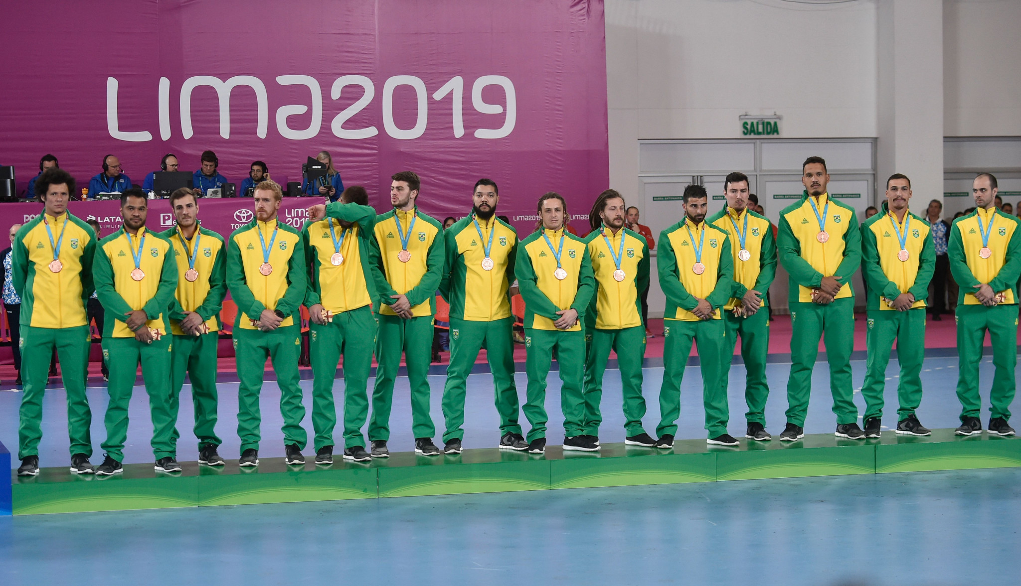 Hosts Brazil condemn Bolivia to second big defeat at South and Central American Men's Handball Championship
