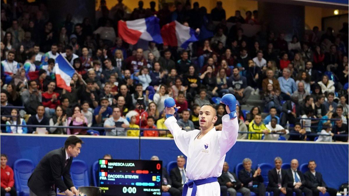 New Karate 1-Premier League season to begin in Paris, as countdown to Olympic debut continues