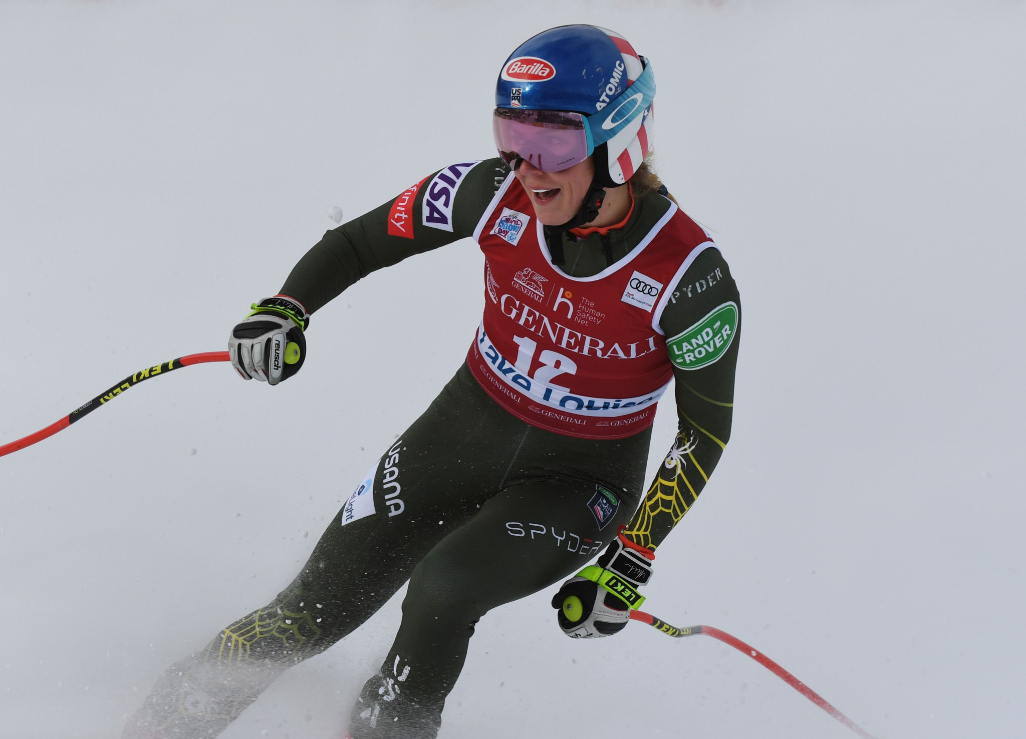 Shiffrin eyes lead extension in downhill and super-G World Cup events in Bansko
