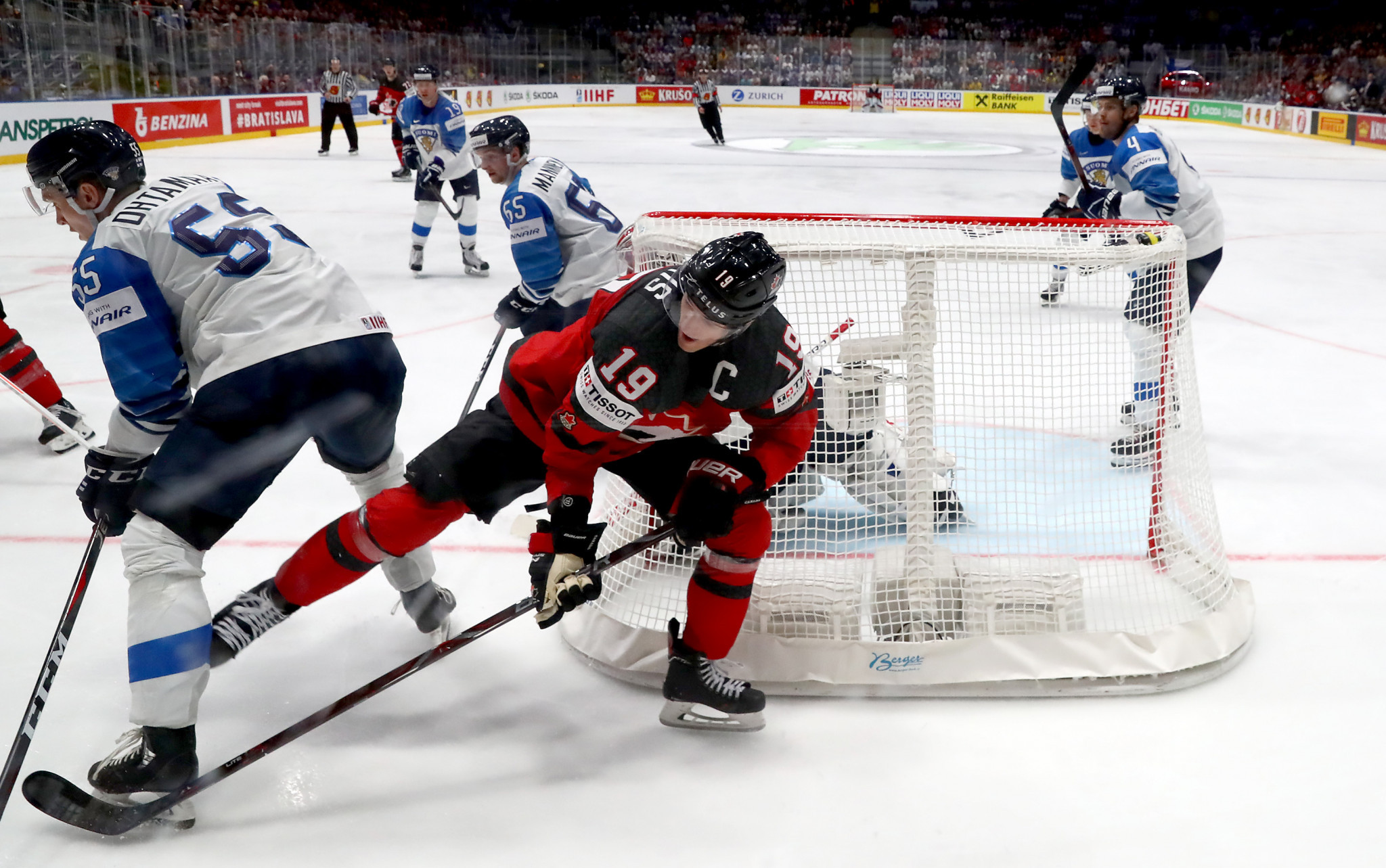 IIHF World Championship attracts combined TV audience of more than 1.6 billion