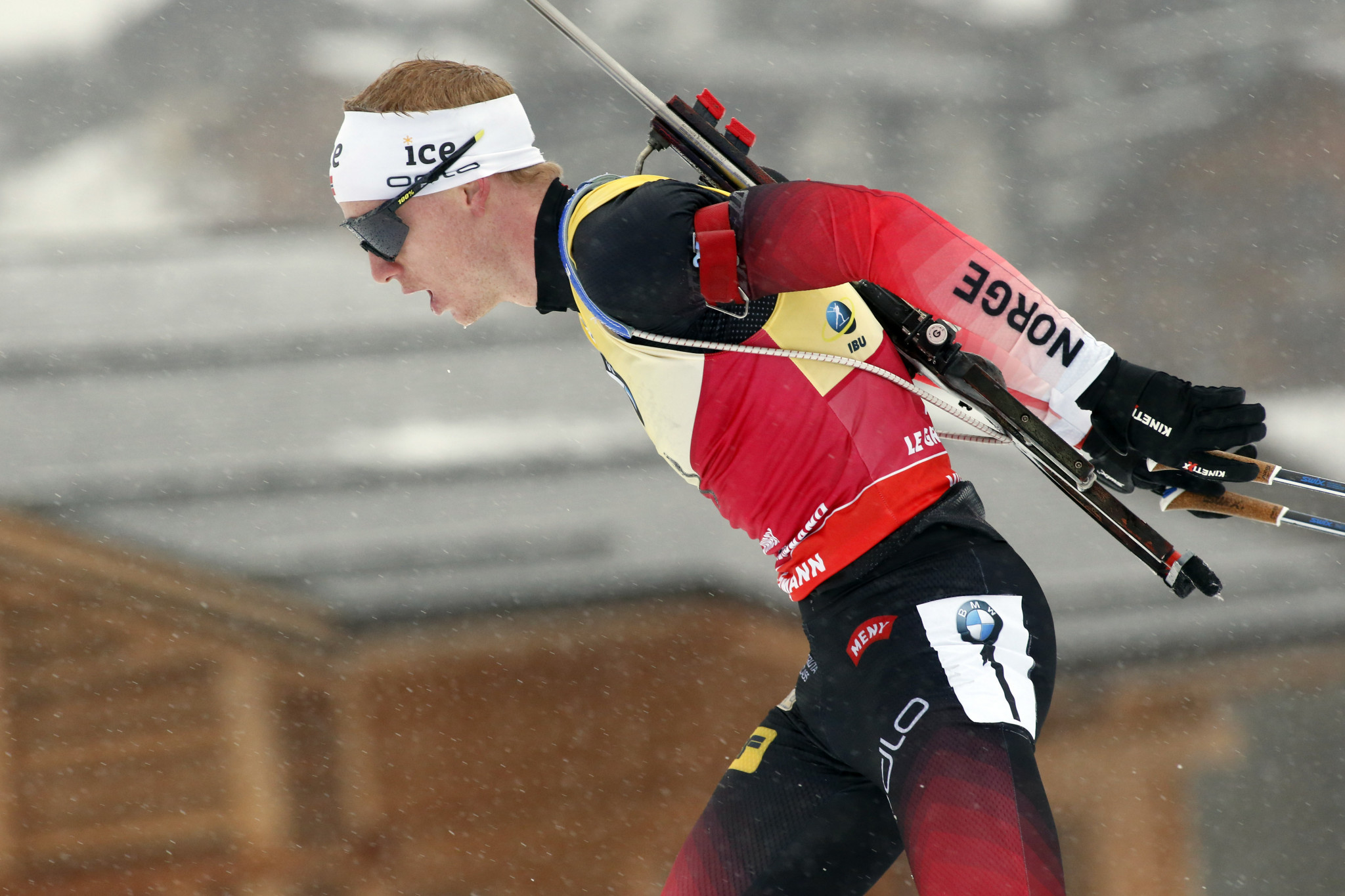 Bø wins men's 20km individual event on return to IBU World Cup action