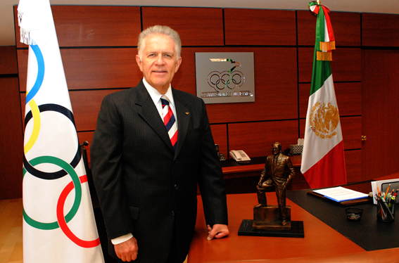 Carlos Padilla has been asked to play a key role uniting the sporting and Government bodies ©COM