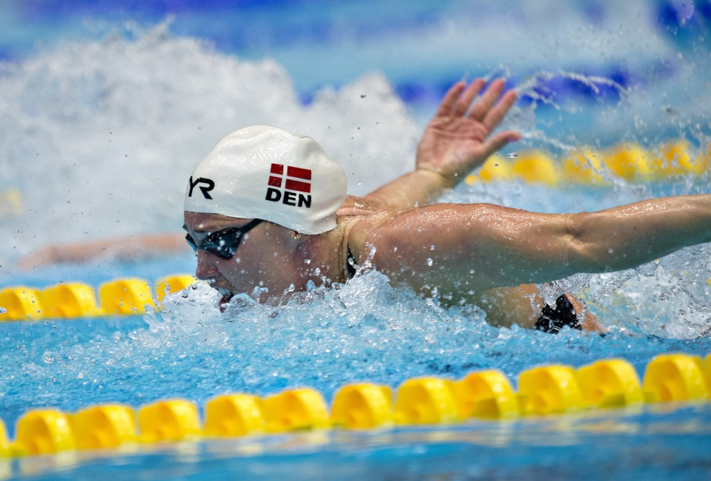 Denmark launch bid for 2017 European Short Course Swimming Championships