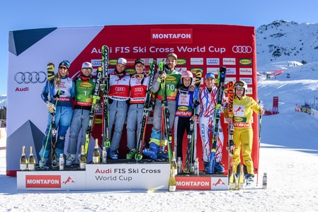 Canada claim double success at season-opening FIS Ski Cross World Cup in Montafon