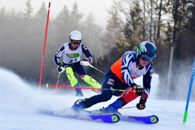 France and Britain claim two slalom wins each as World Para Alpine Skiing World Cup ends