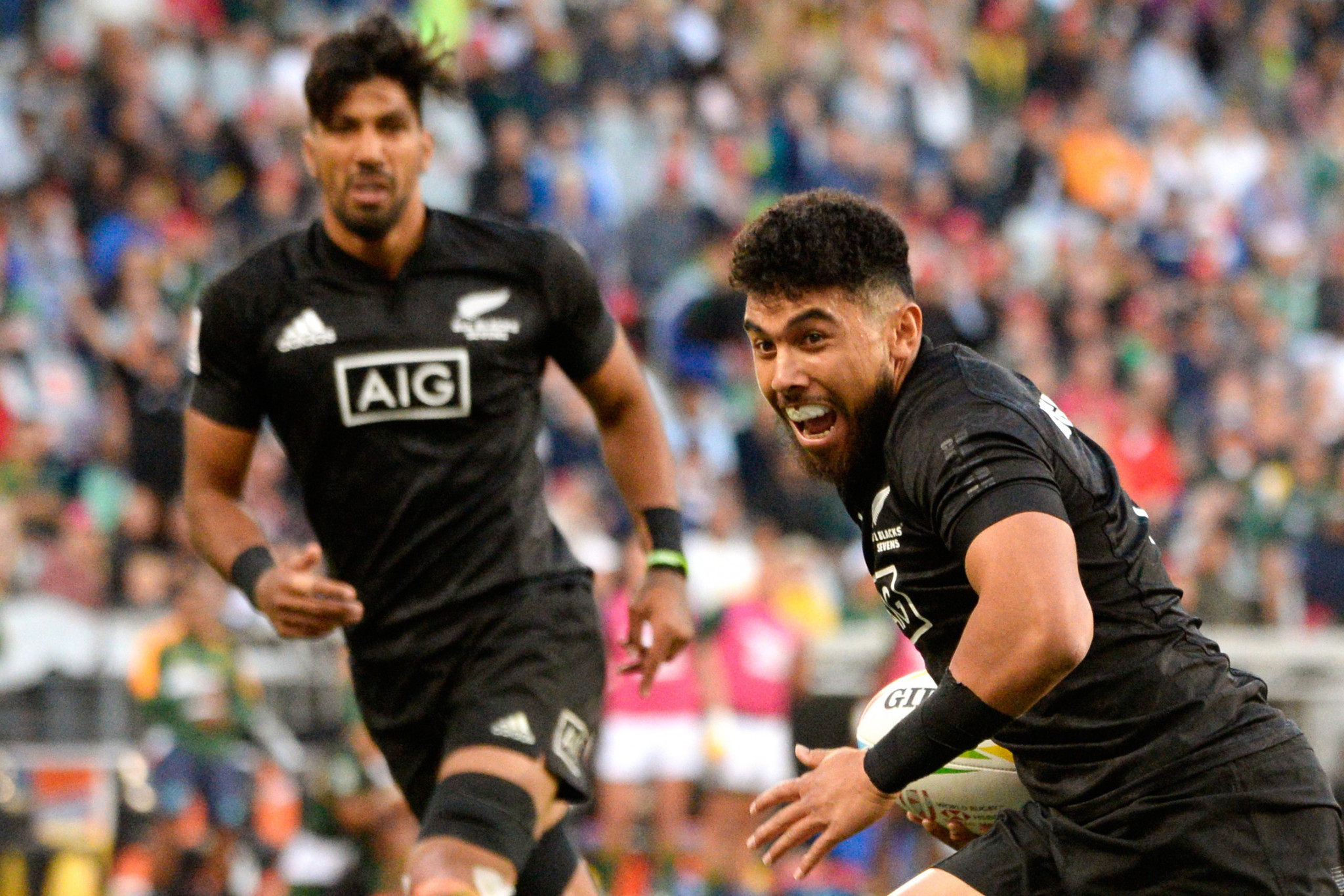 Hosts New Zealand strengthen squad for third leg of men's World Rugby Sevens Series