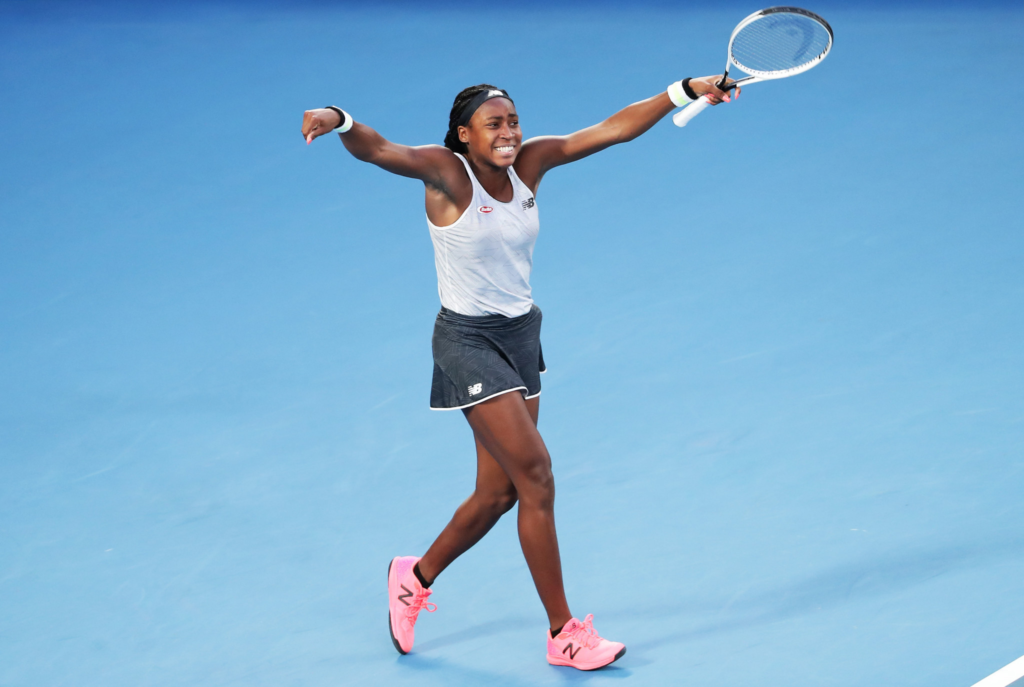 Day of shocks as Osaka and Williams both fall at Australian Open