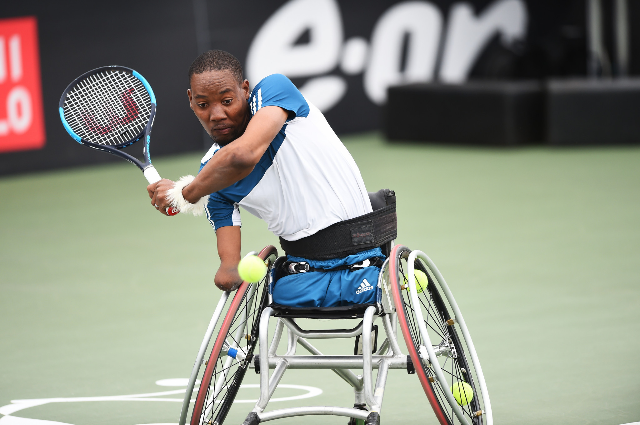 Wheelchair tennis star Sithole receives two-year ban for whereabouts failures
