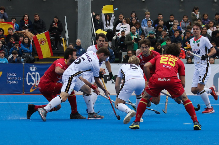 Rühr talent leads Germany to shoot-out win over Spain at Men's FIH Pro League