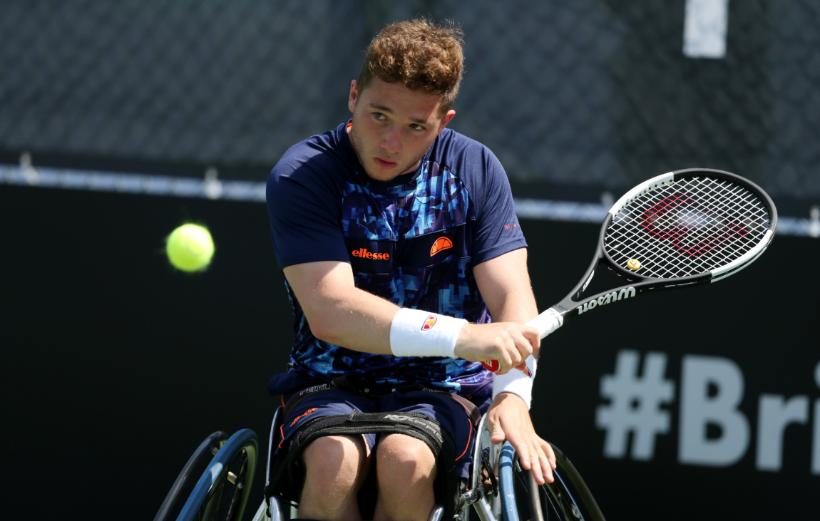Finals focus for Hewett and Whiley at Melbourne Wheelchair Tennis Open
