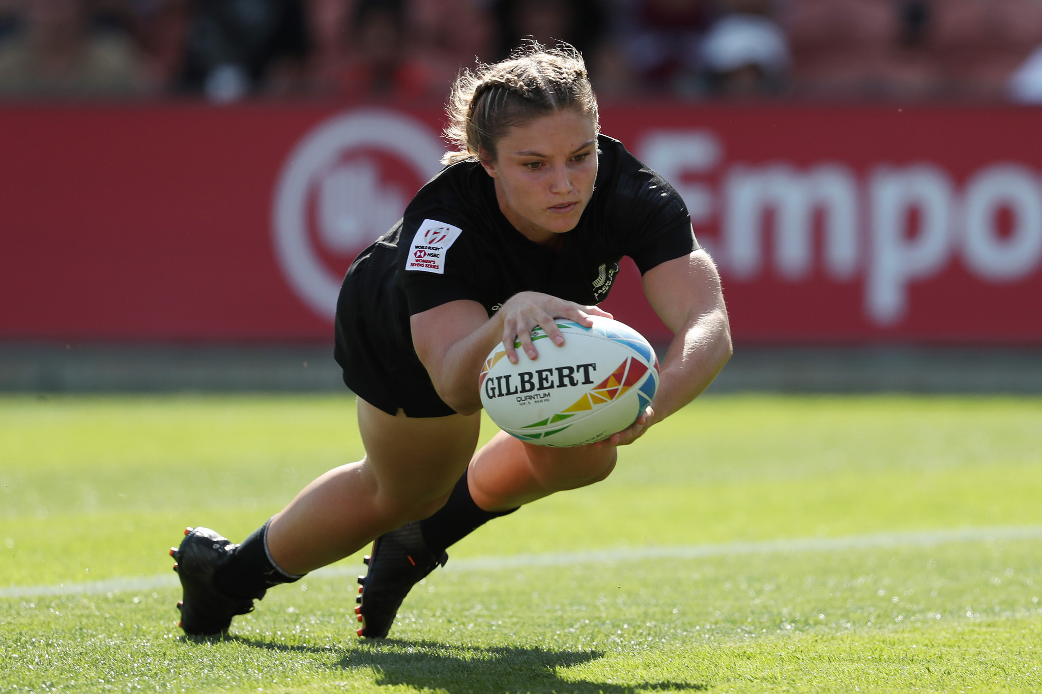 New Zealand begin home World Rugby Women's Sevens Series with two victories