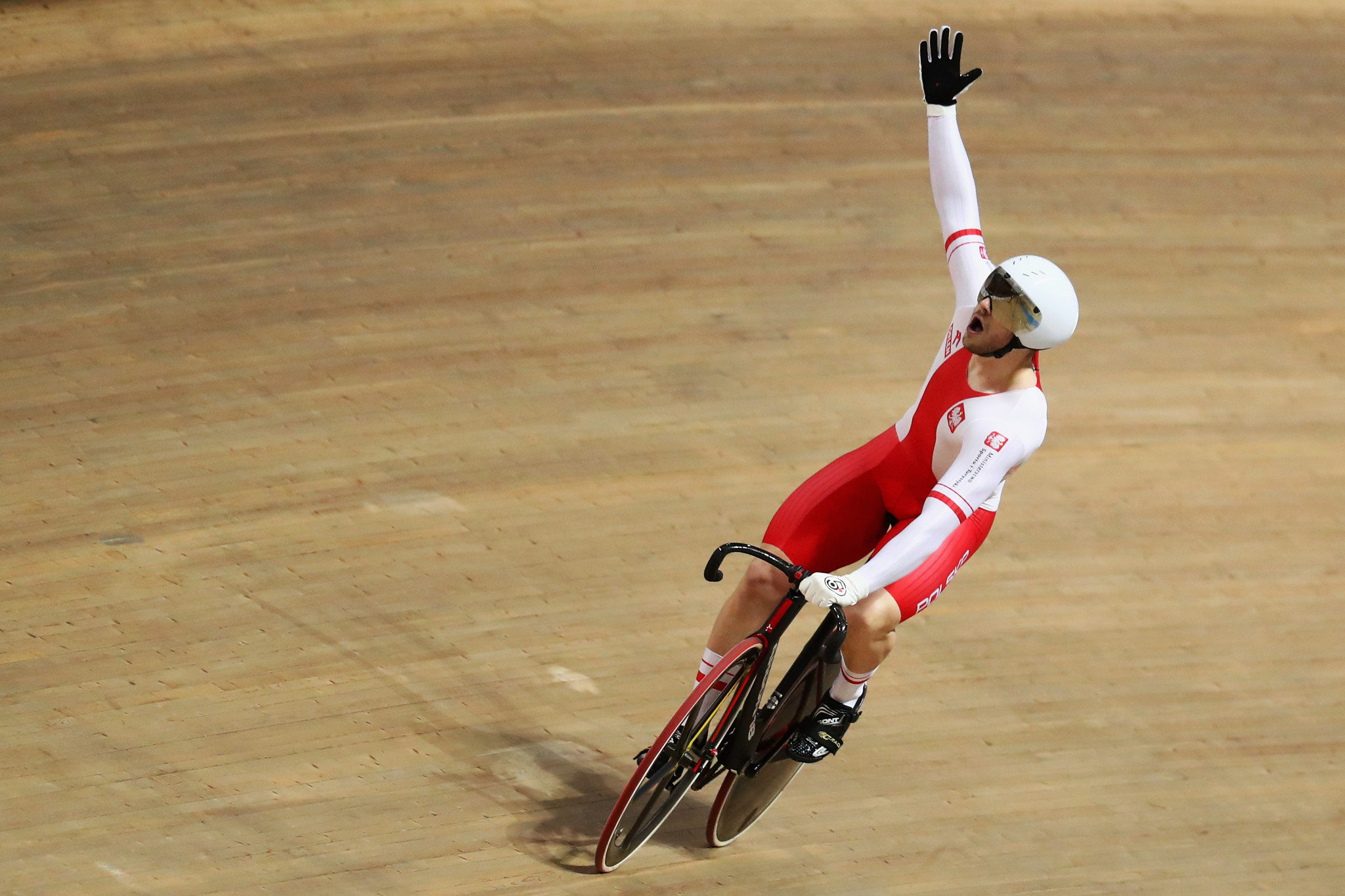 Poland take UCI World Cup team sprint titles in Canada