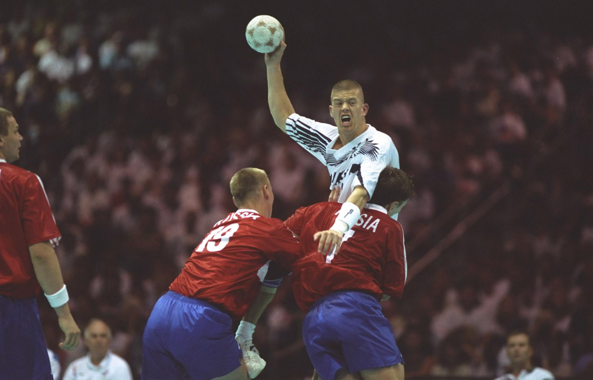 United States handball teams last made an Olympic appearance at Atlanta 1996 ©Getty Images