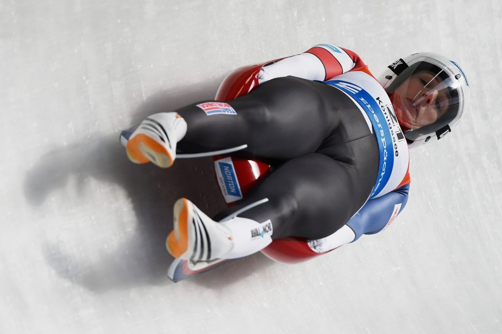 Hamlin leads clean sweep as US domination continues at home Luge World Cup