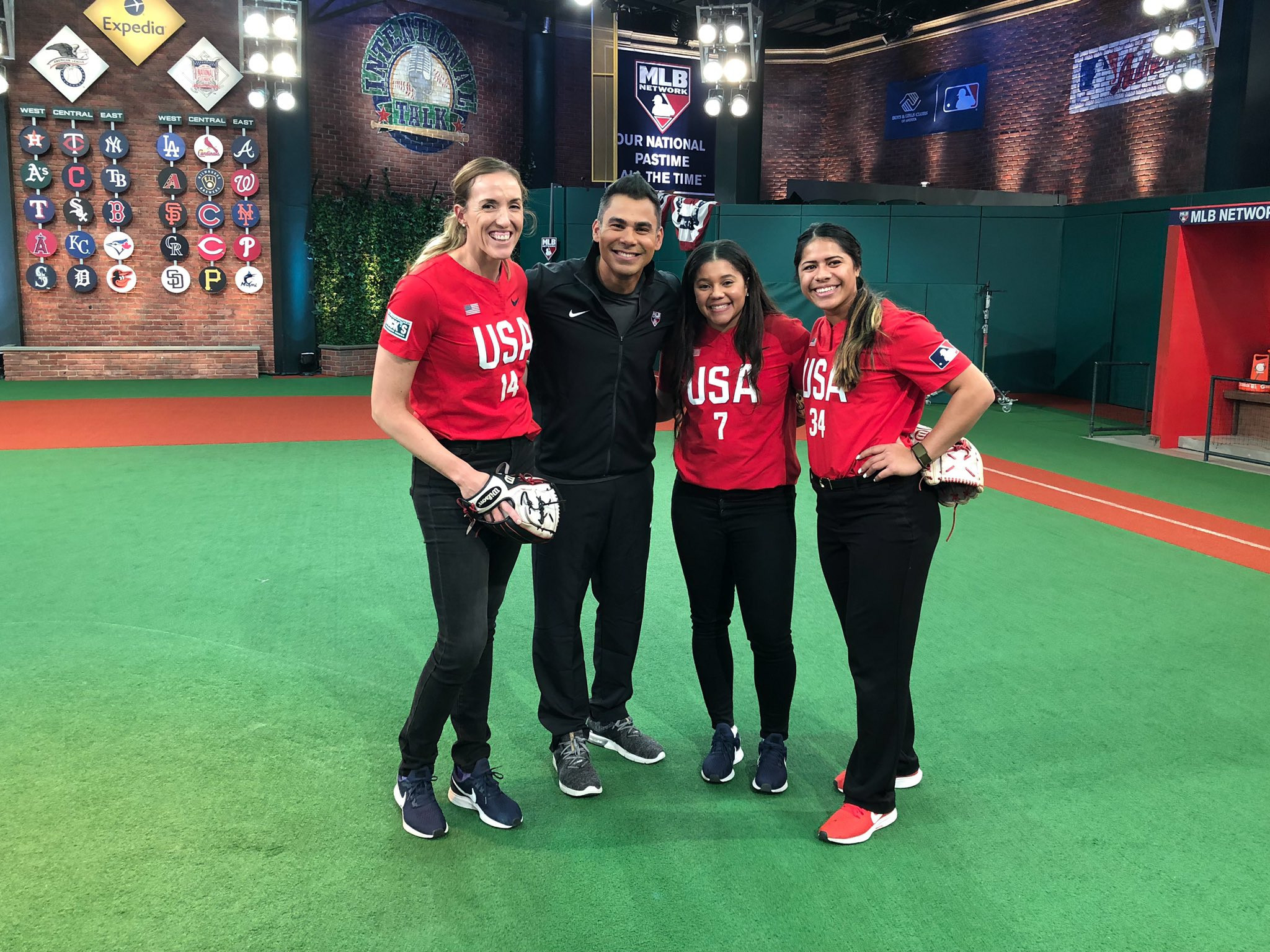 Major League Baseball announced as sponsor of USA Softball pre-Tokyo 2020 tour