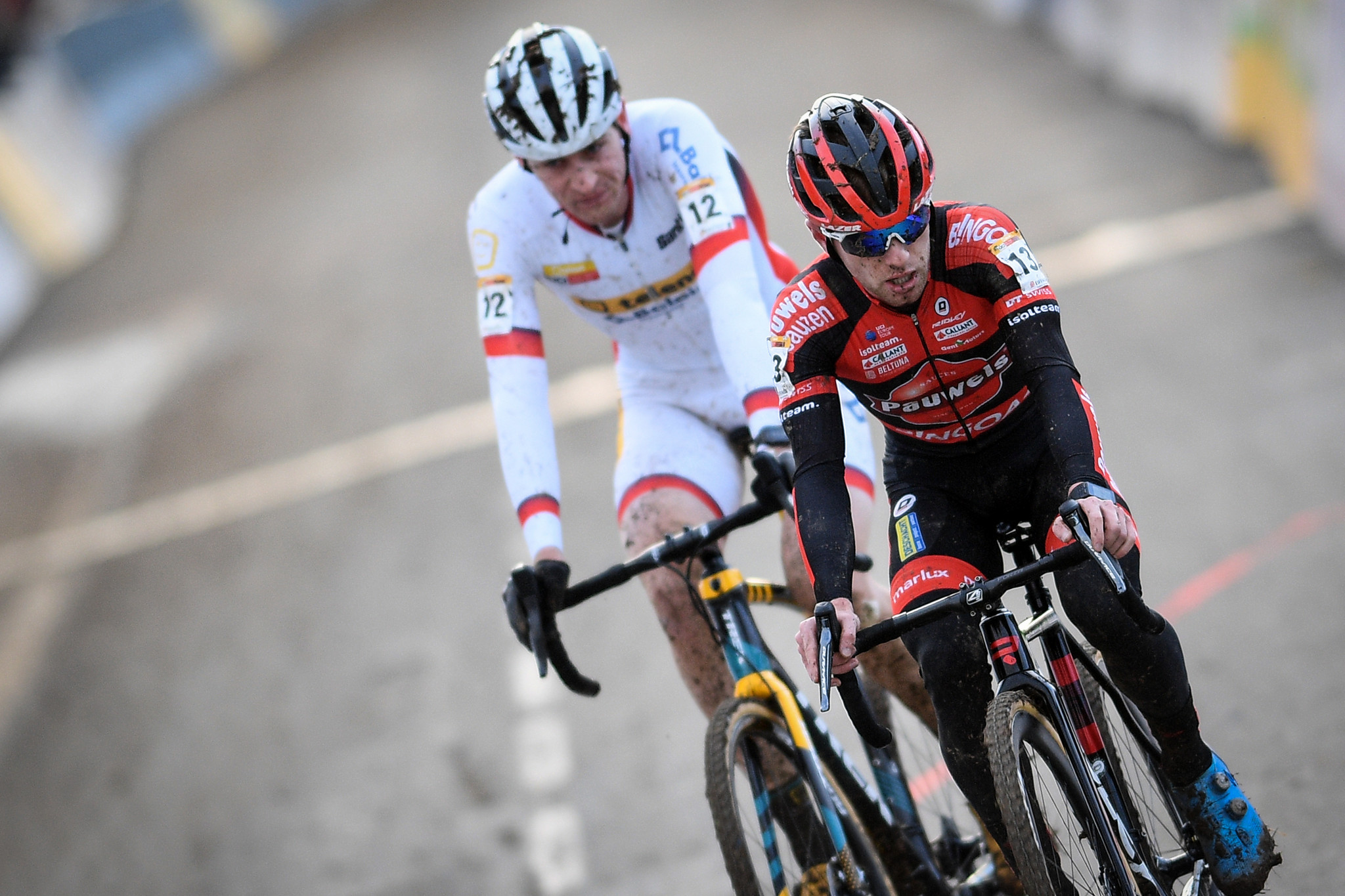 Aerts banking on consistency to retain UCI Cyclo-cross World Cup title