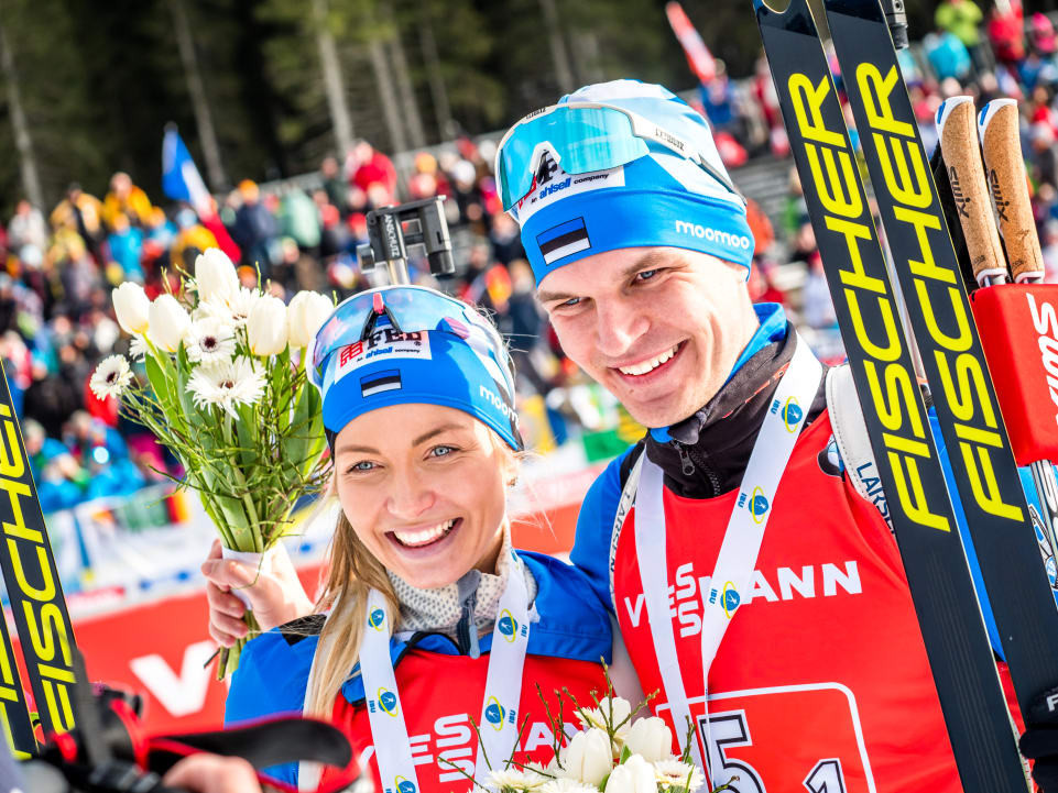 French relay double at IBU World Cup in Pokljuka