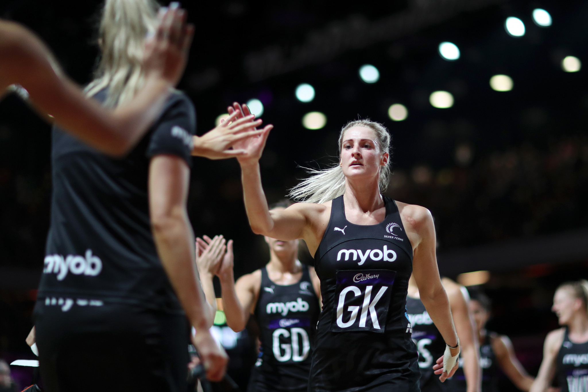 New Zealand and Jamaica to meet in Netball Nations Cup final