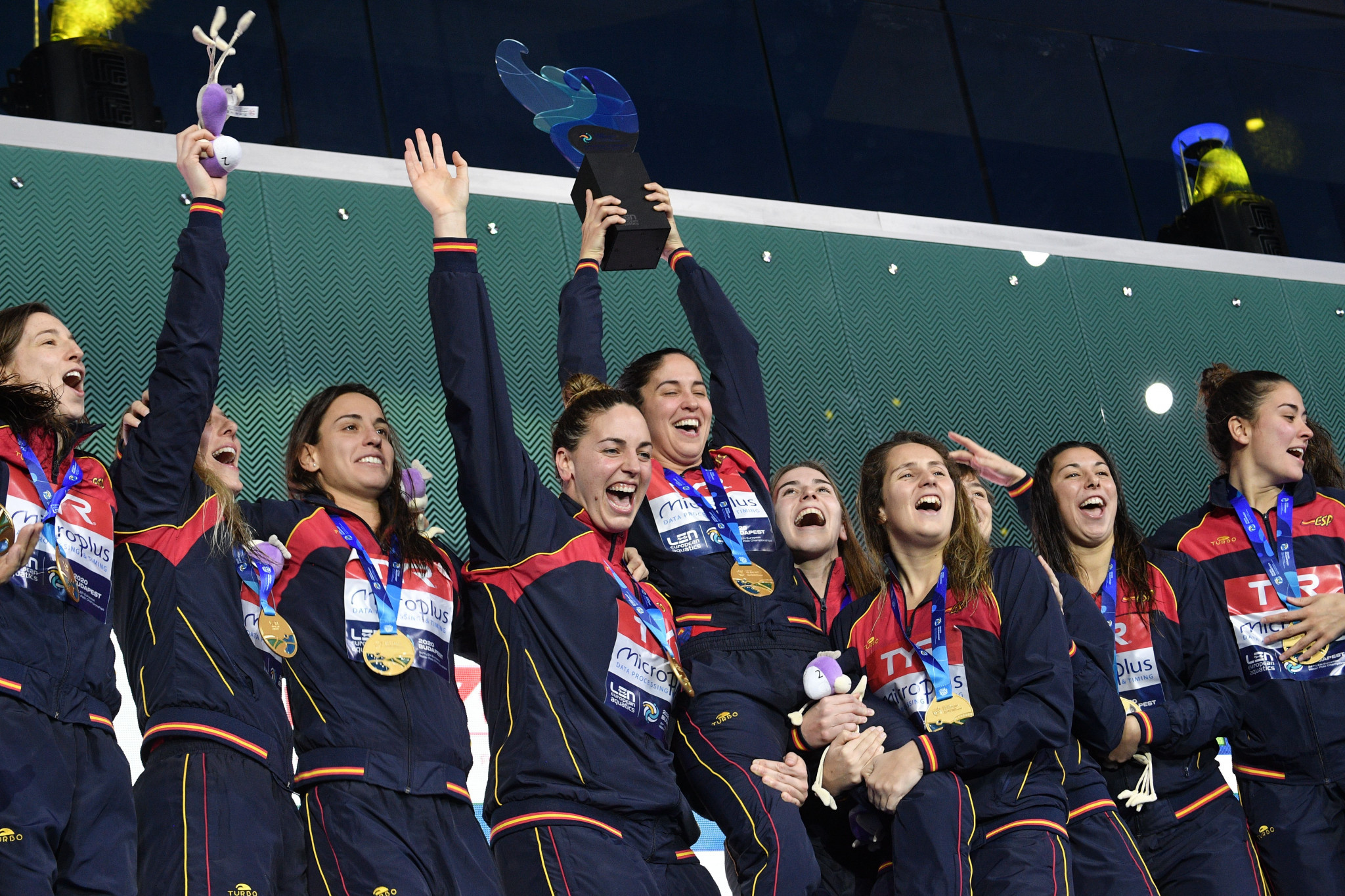 Spain clinch Women's European Water Polo Championship title in dramatic final