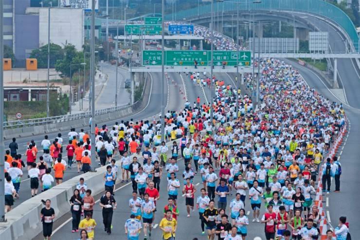 Hong Kong Marathon cancelled because of coronavirus