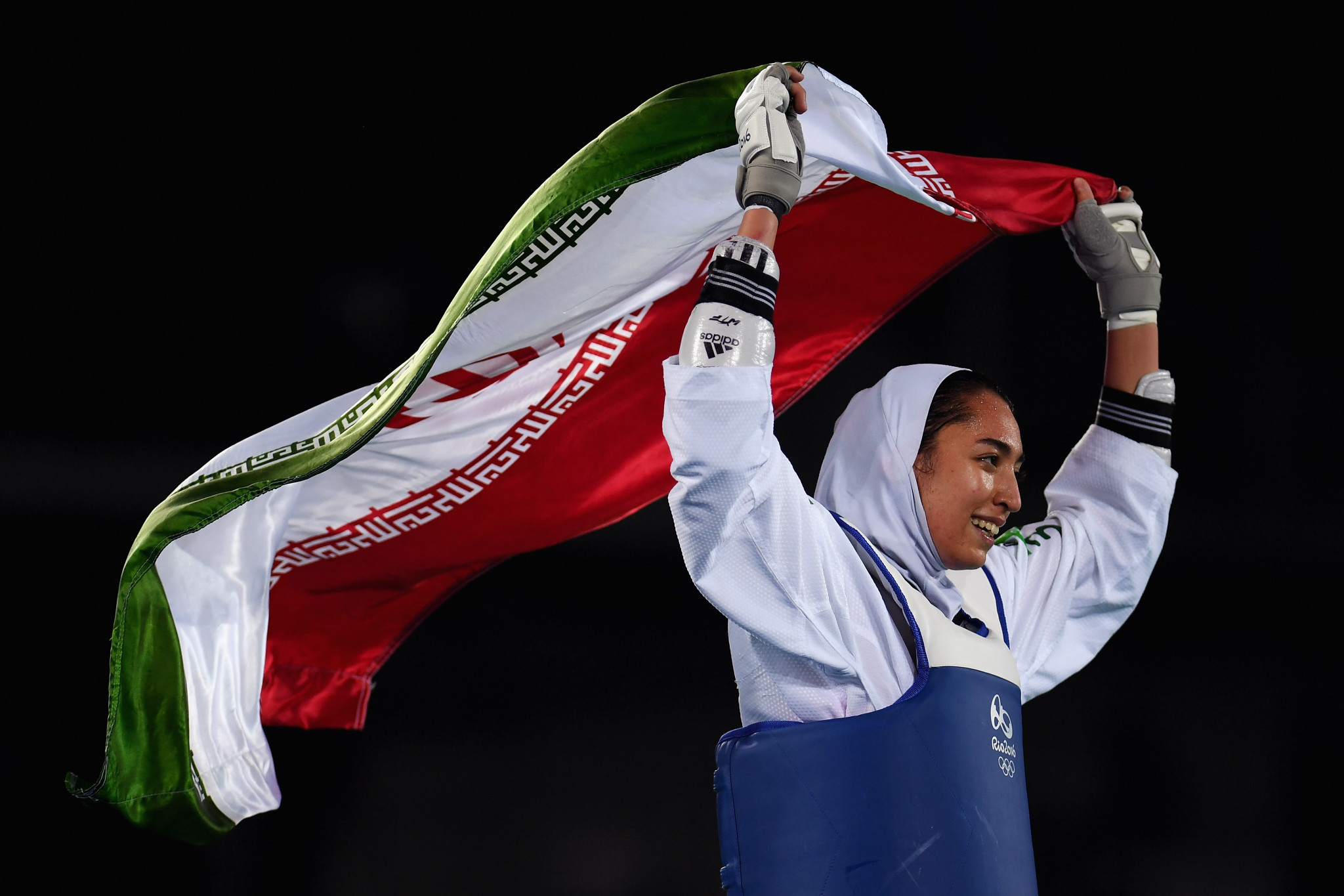 Iran's only female Olympic medallist commits to Germany after defection