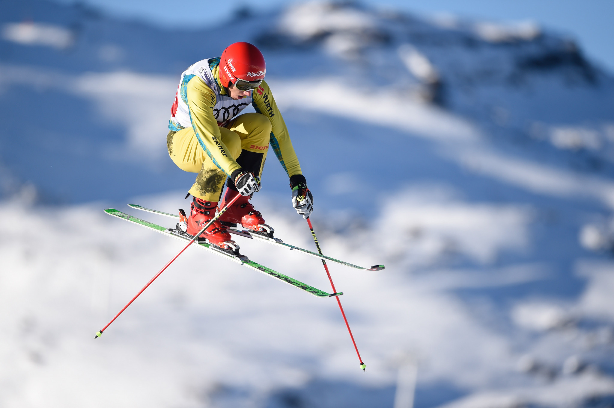 Bohnacker records first FIS Ski Cross World Cup win in nine years