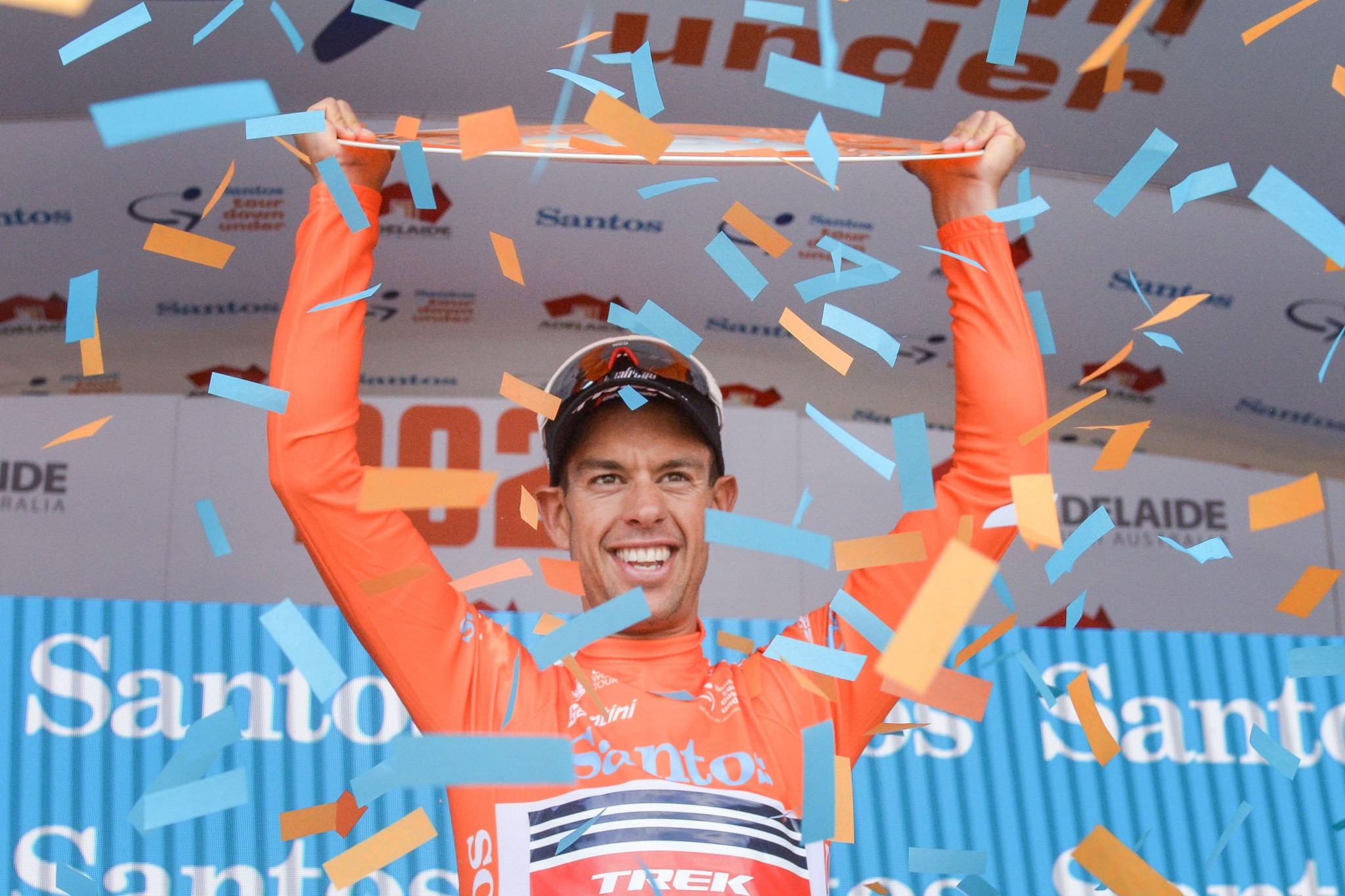Porte dethrones Impey to win Tour Down Under for second time