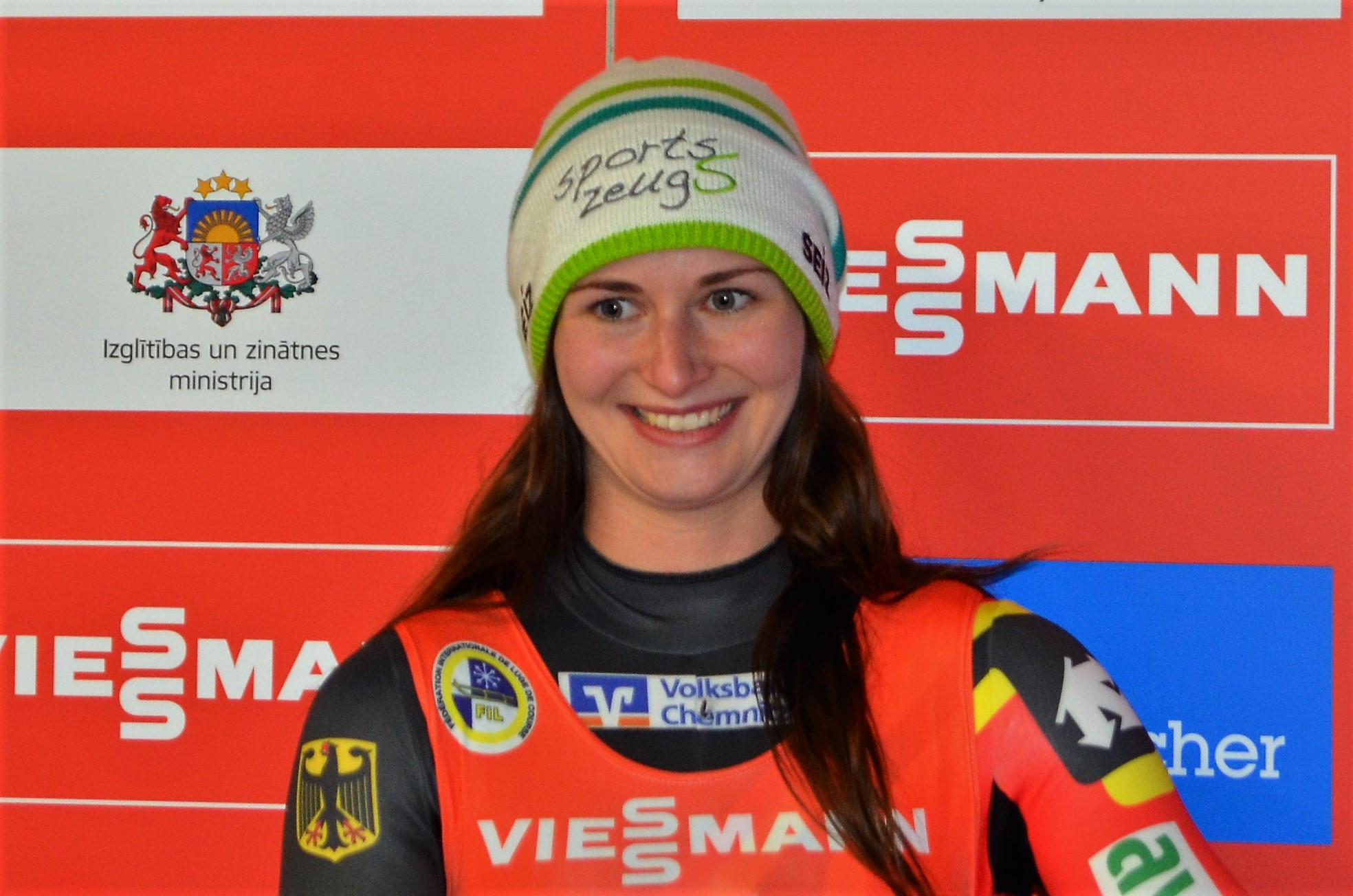 Taubitz takes FIL World Cup lead after sprint victory