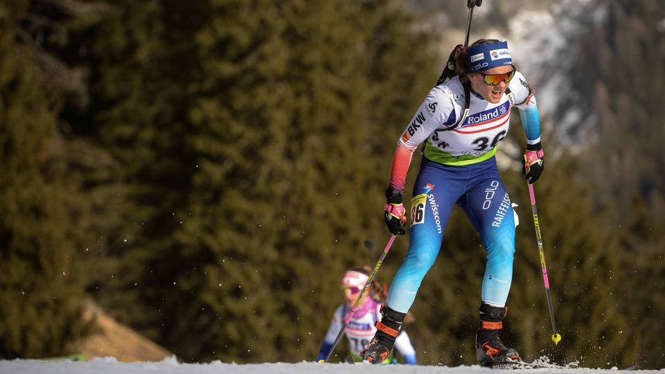 Nevland and Meier Mass Start winners at IBU Junior World Championships