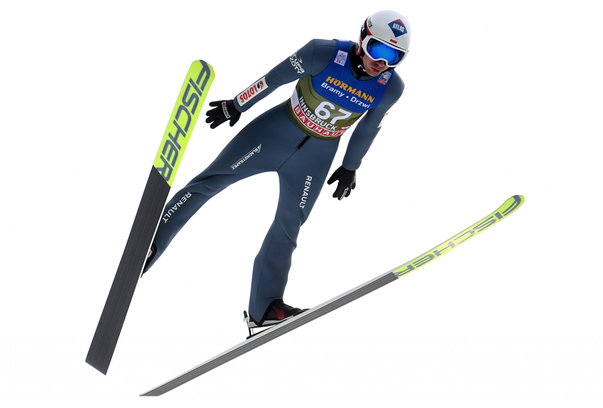 Stoch enjoys resurgence in front of home crowd at FIS Ski Jumping World Cup