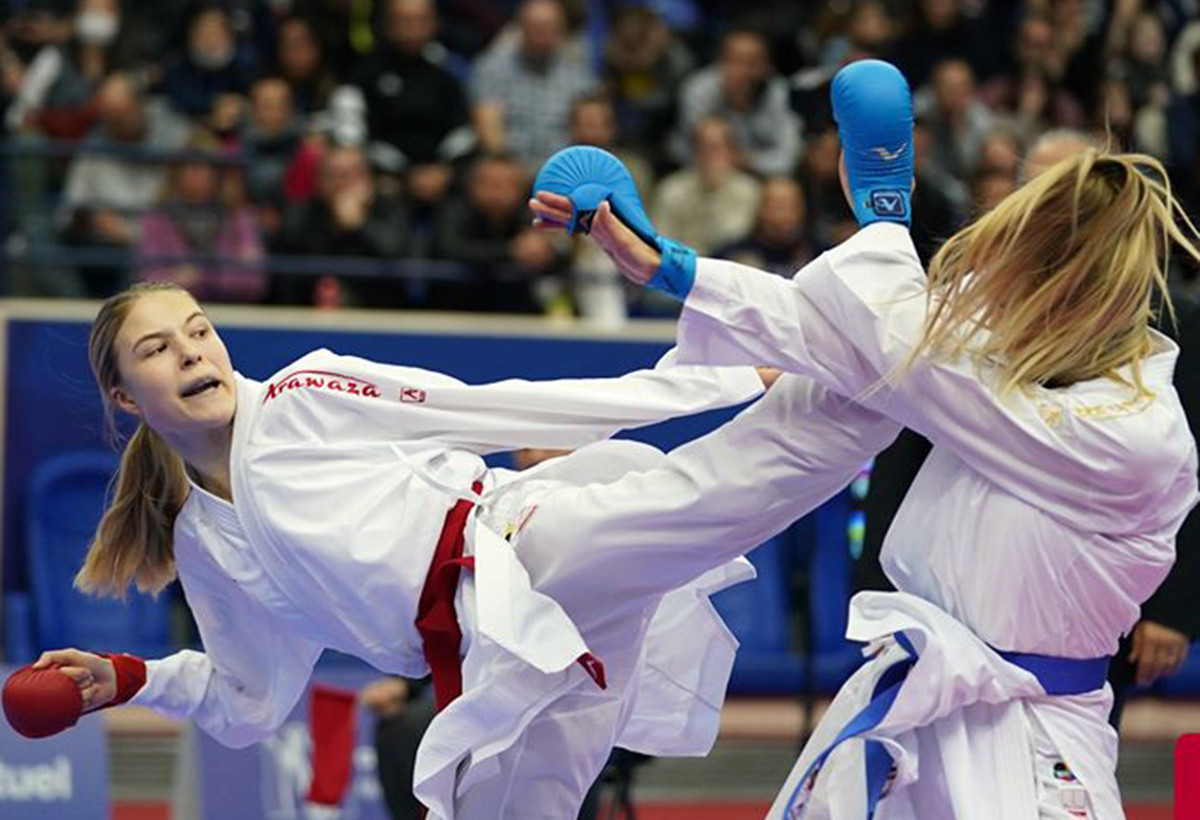 The opening Karate 1-Premier League event of the season in Paris provided a concluding day of drama and surprise ©WKF