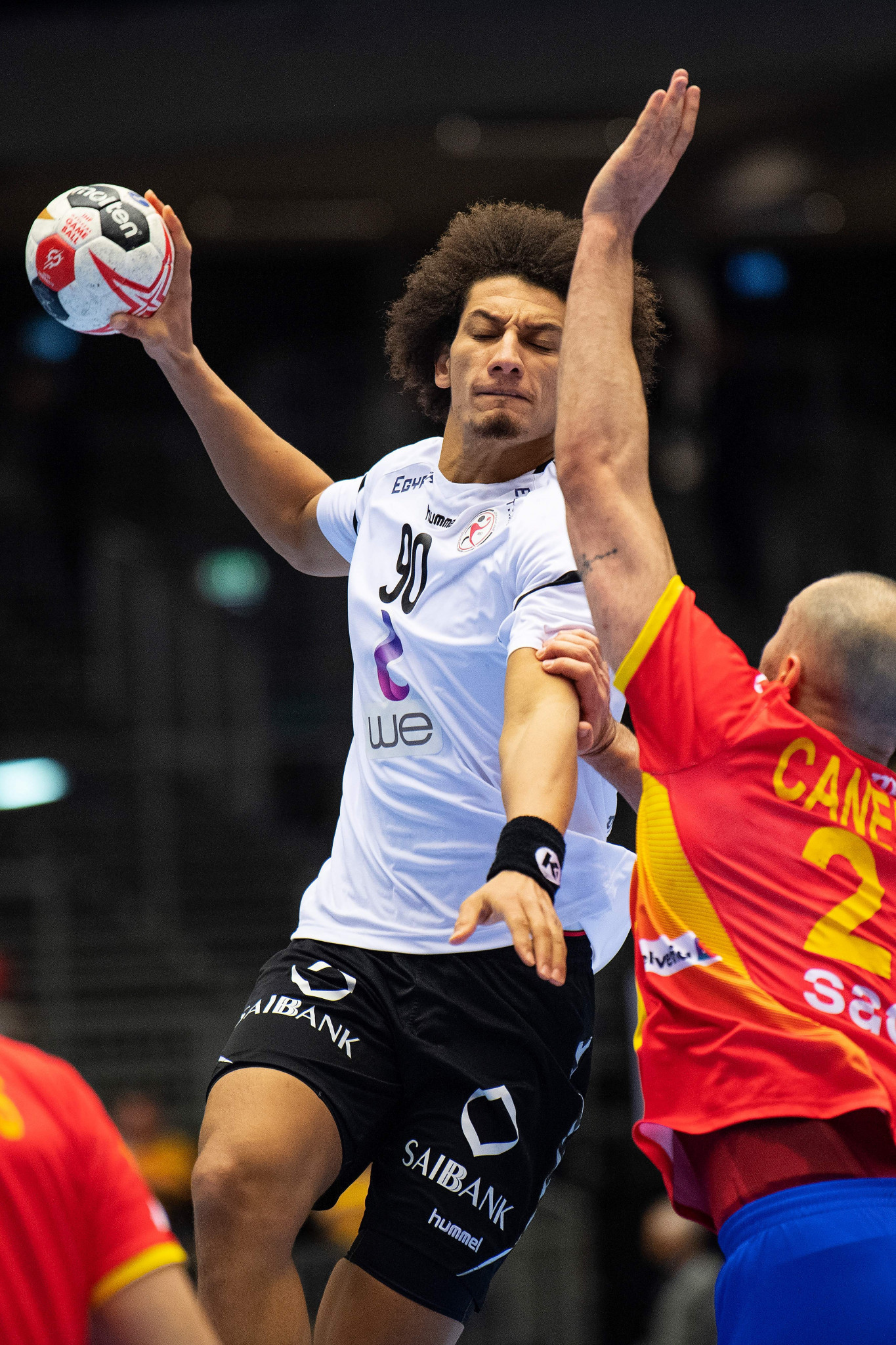 Egypt beat hosts Tunisia to reclaim African Men's Handball title and earn Tokyo 2020 place