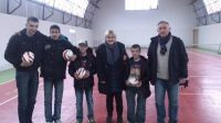 IBSA holds blind football training sessions in Belarus