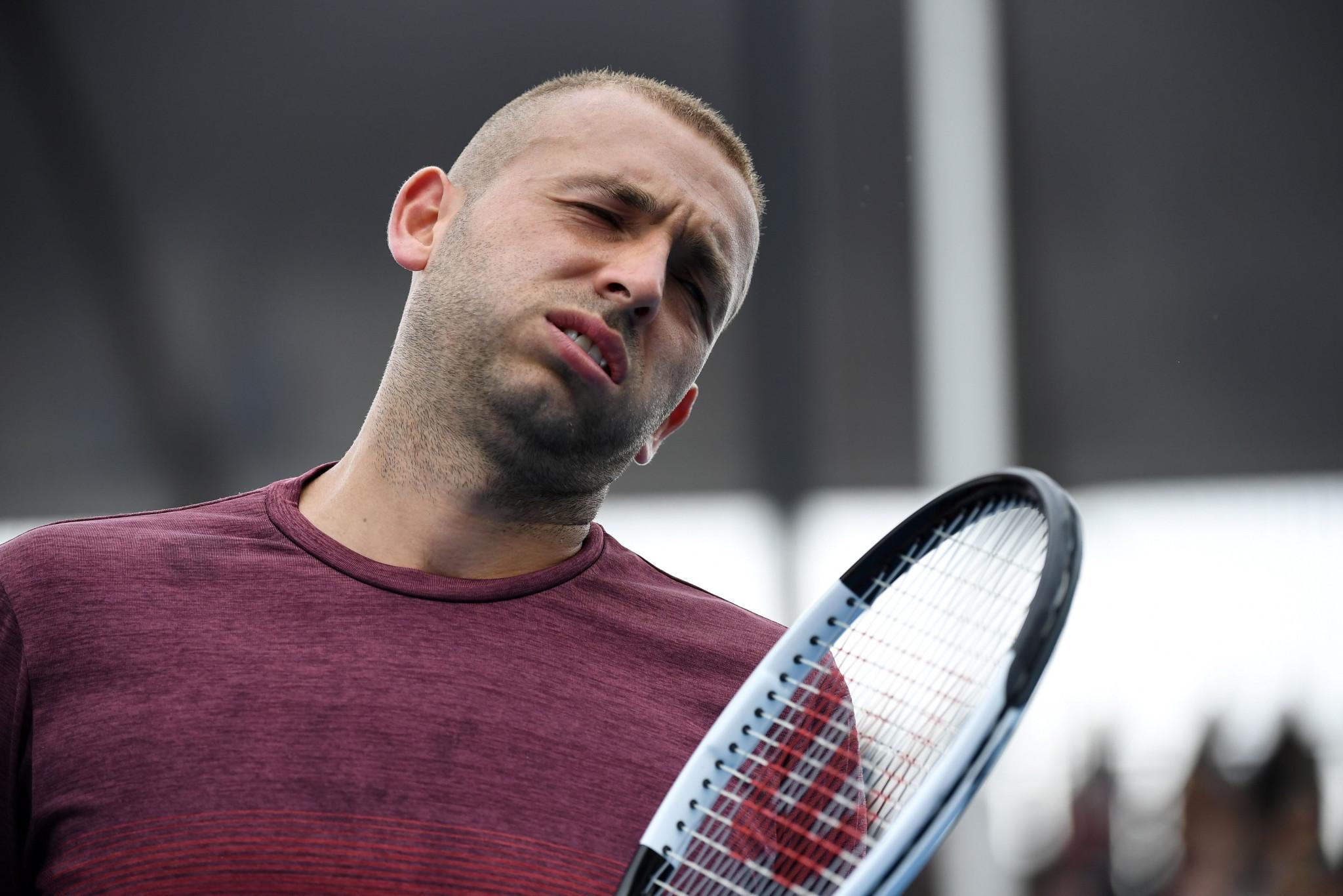 Evans set to skip Tokyo 2020 as Team GB face having no representative in men's tennis singles
