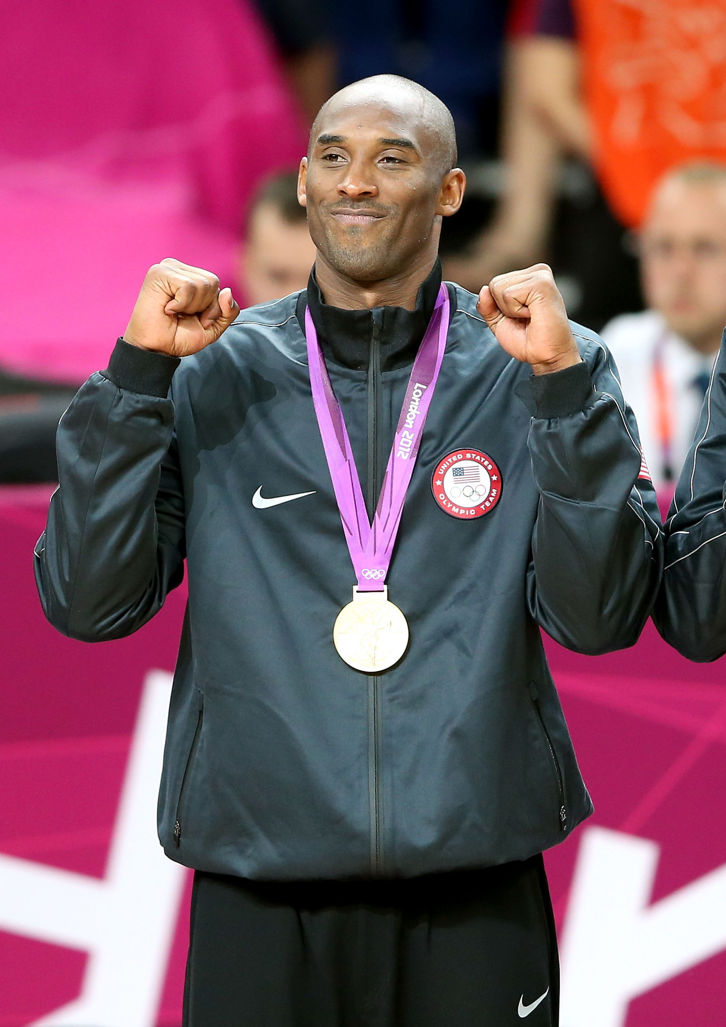 Kobe Bryant was a double Olympic champion, winning gold at Beijing 2008 and London 2012 ©Getty Images