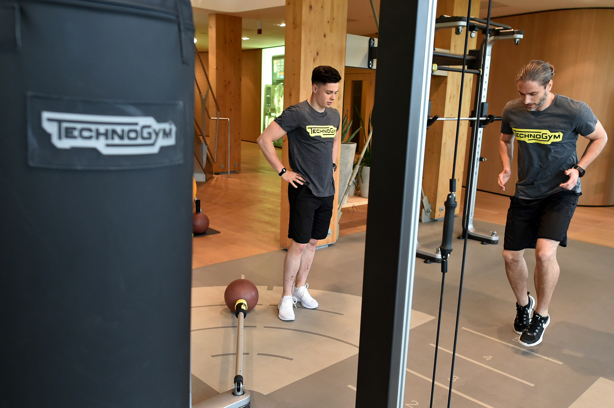 Tokyo 2020 sign sponsorship deal with Technogym