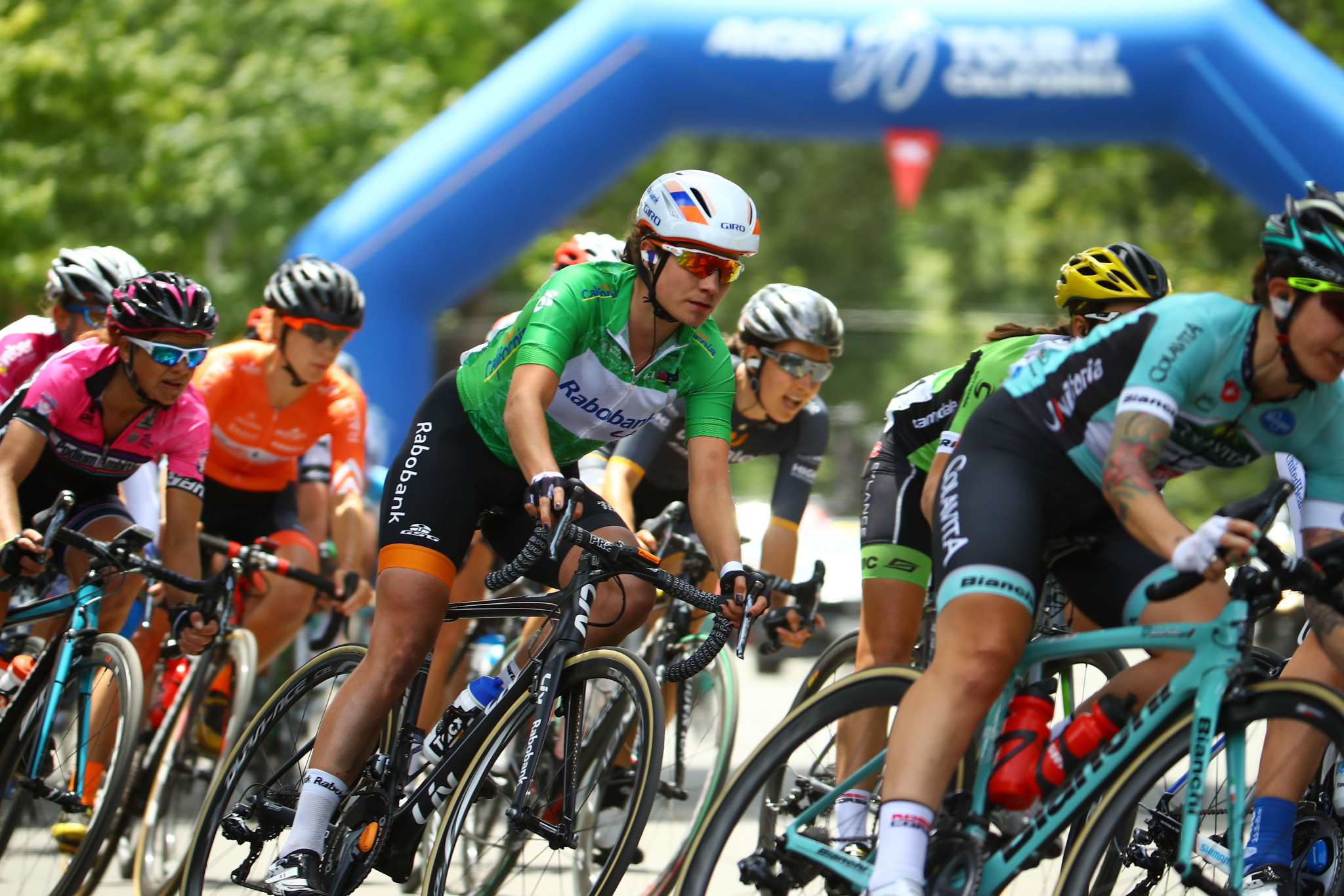 UCI strengthens anti-doping programme for Women's WorldTeams